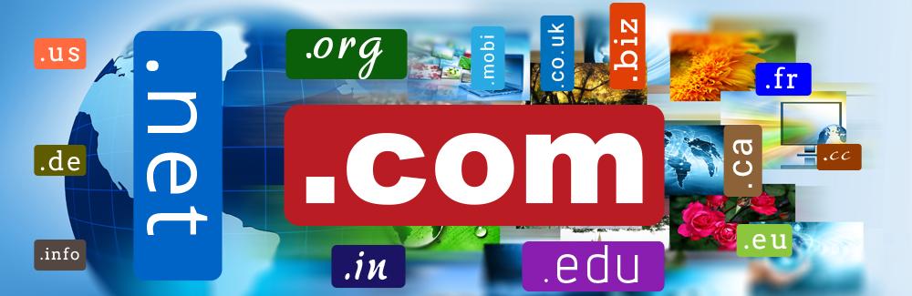 Регистрация и продажа доменов